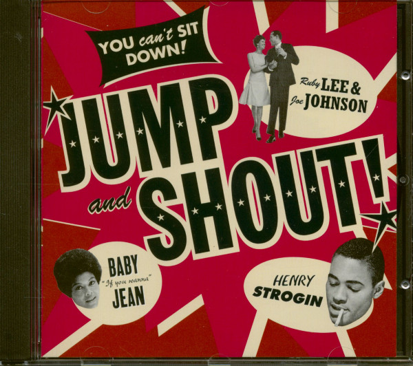 Jump and Shout (CD)