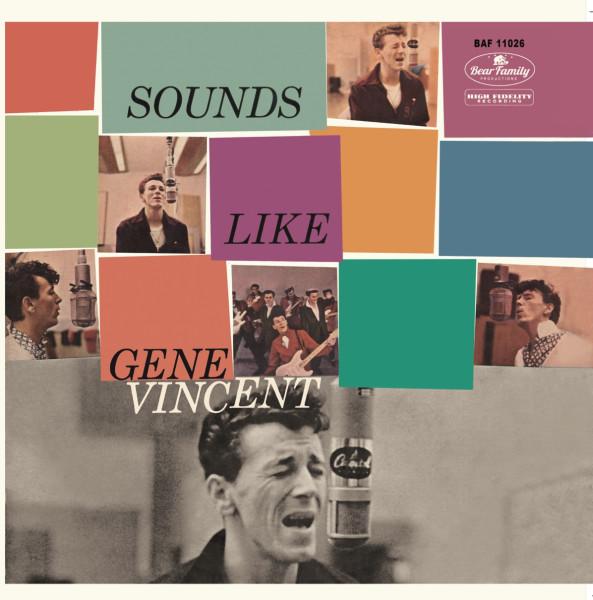 Sounds Like Gene Vincent (LP, 10inch, Ltd.)