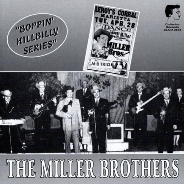 Boppin' Hillbilly Series