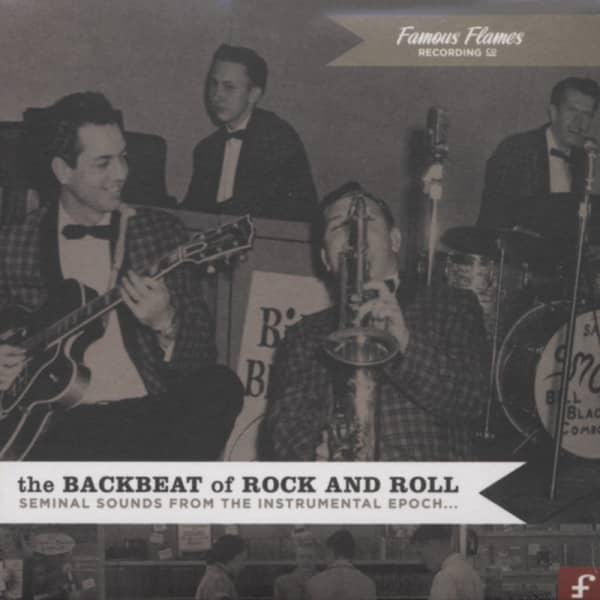 Backbeat Of Rock & Roll (3-CD)