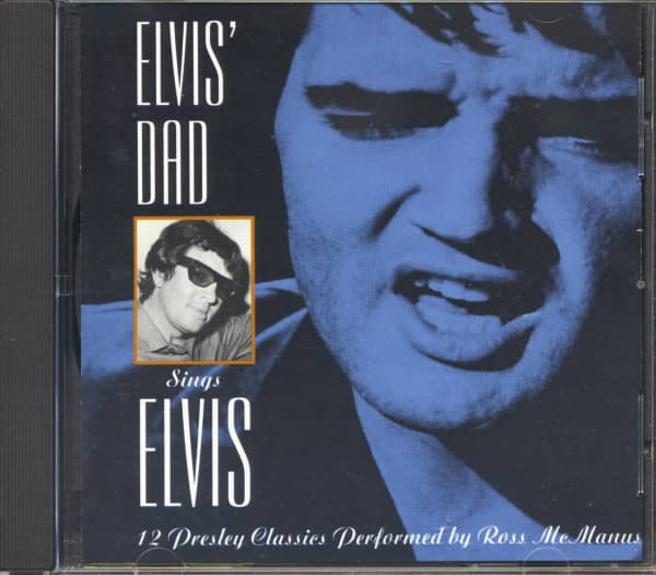 Elvis' Dad - Sings Elvis (CD)