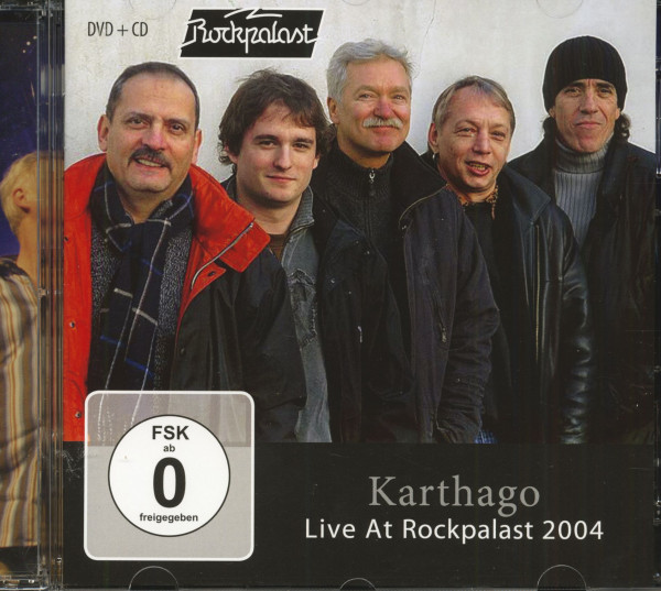 Live At Rockpalast 2004 (CD & DVD)