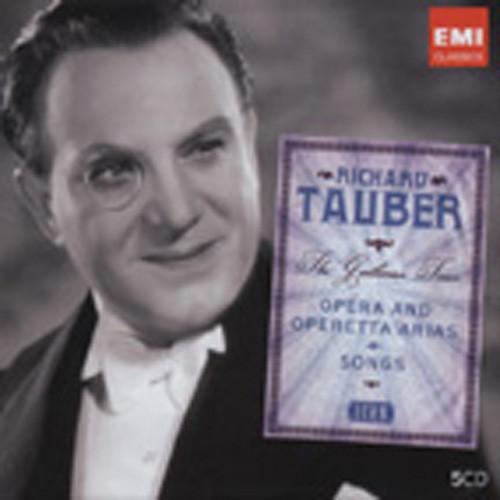 The Gentleman Tenor (5-CD Cube-Box)