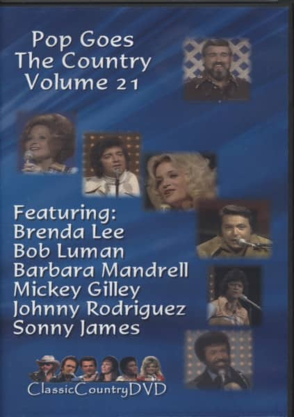 Vol.21, Pop Goes Country 1974-76