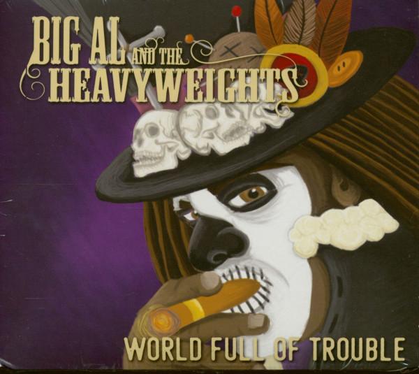 World Full Of Trouble (CD)