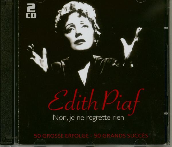 Non, Je Ne Regrette Rien: 50 große Erfolge (2-CD)