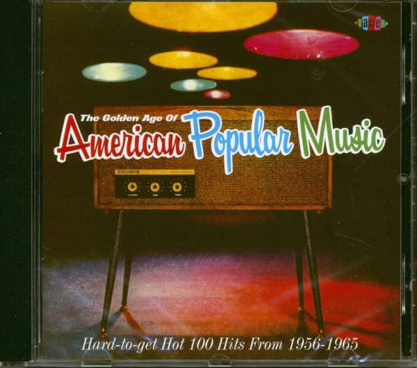 Golden Age Of American Popular Music 1956-65 (CD)