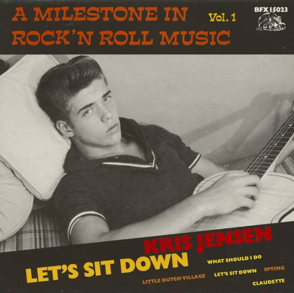 Let's Sit Down - A Milestone In Rock'n'Roll Music Vol.1 (LP)