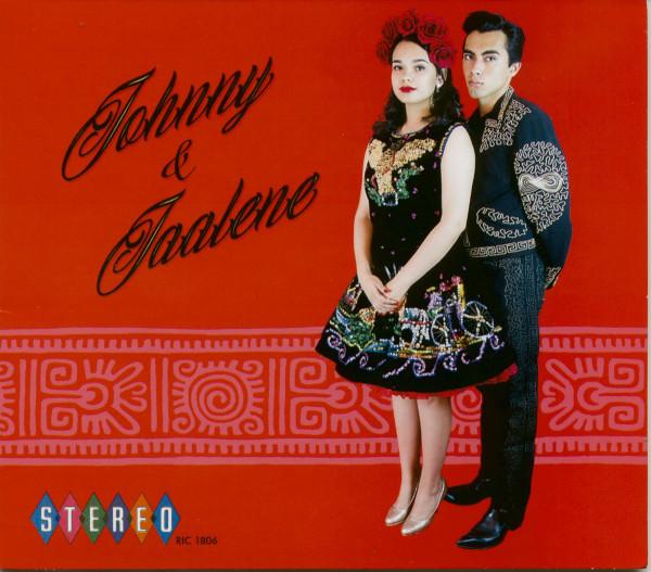 Johnny & Jaaleen (CD)