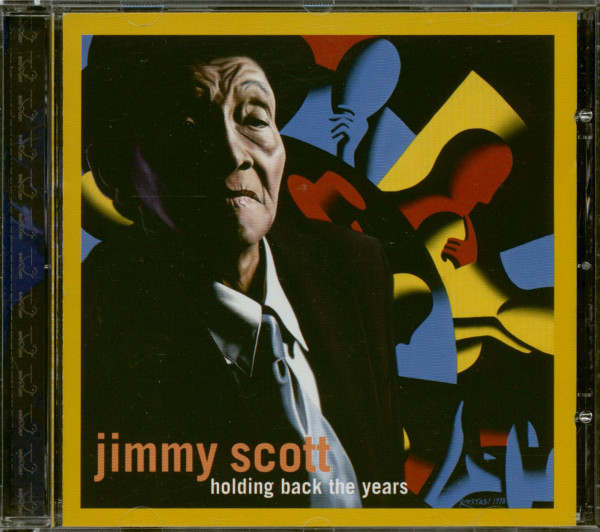 Holding Back The Years (CD)