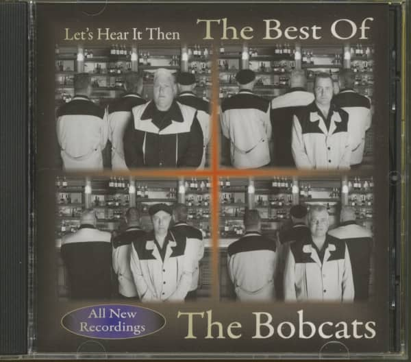 Let's Hear It Then - The Best Of The Bobcats (CD)