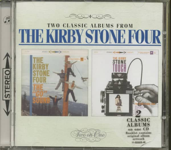 The 'Go' Sound - The Kirby Stone Touch (CD)