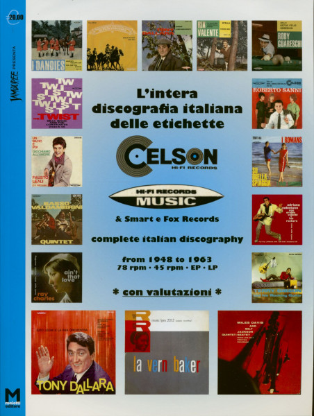 Celson Music - Complete Italian Discography 1948-1963