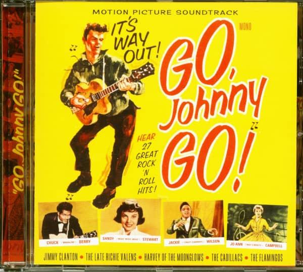 Go, Johnny, Go! - Motion Picture Soundtrack Plus! (CD)