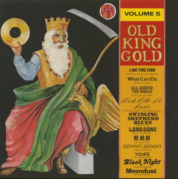 Old King Gold Vol.5 (LP)