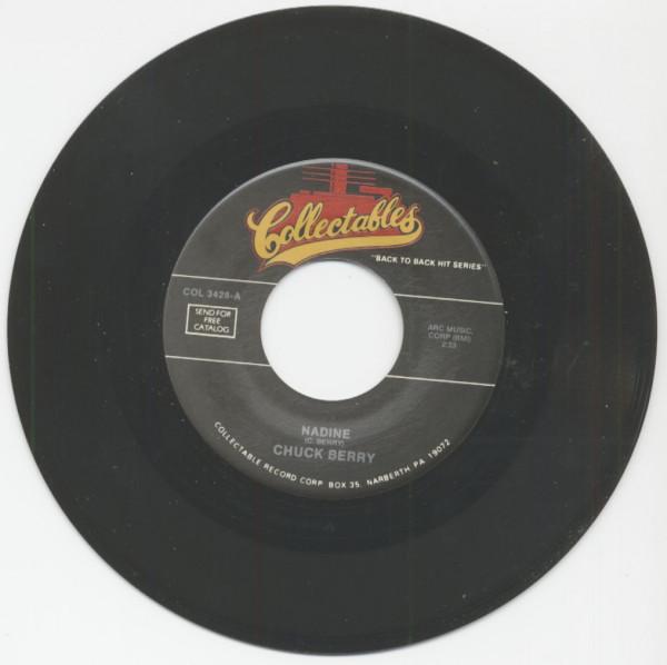 Nadine-Chuck Berry - Nadine-The Coronets (7inch, 45rpm)