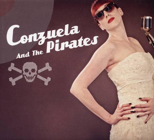 Conzuela & The Pirates - Mini Album