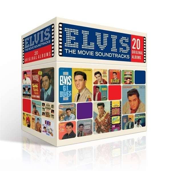 The Movie Soundtracks (20-CD)