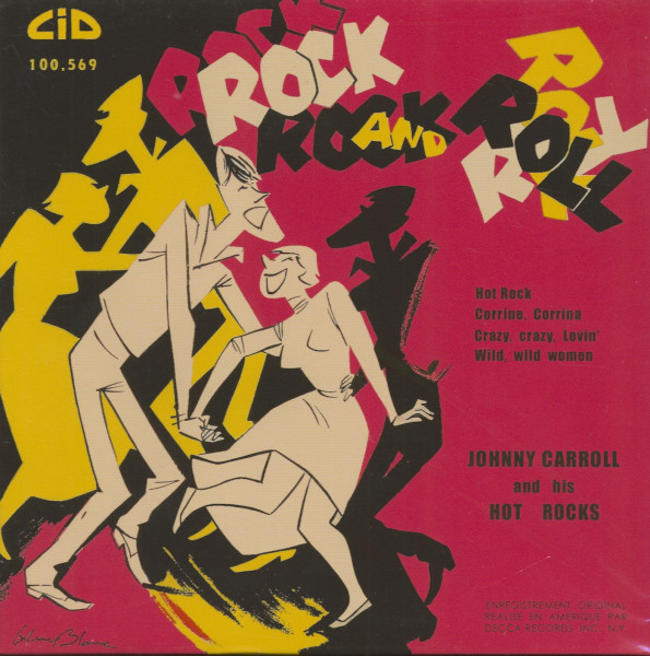 Rock And Roll (7inch, 45rpm, EP, PS)
