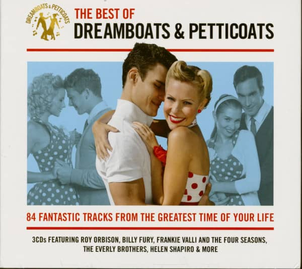 The Best Of Dreamboats And Petticoats (3-CD)