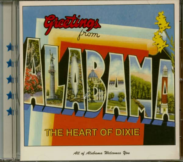 Greetings From Alabama (CD)