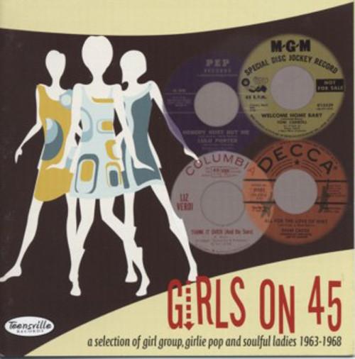 Girls On 45 (Girl Groups, Pop, Soul 1963-68)
