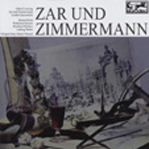 Zar und Zimmermann 1963 (E.Wächter, R.Holm...