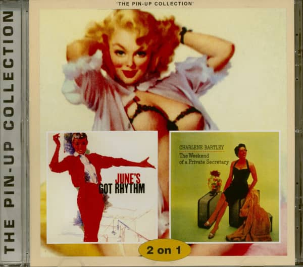 June's Got Rhythm - The Weekend Of A Private Secretary (CD)