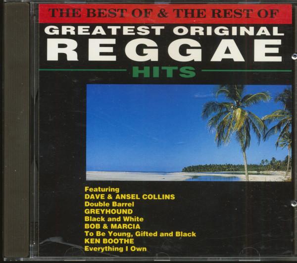 The Best Of & The Rest Of Greatest Original Reggae (CD)