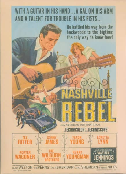 Nashville Rebel - Movie - Spielfilm (DVD)