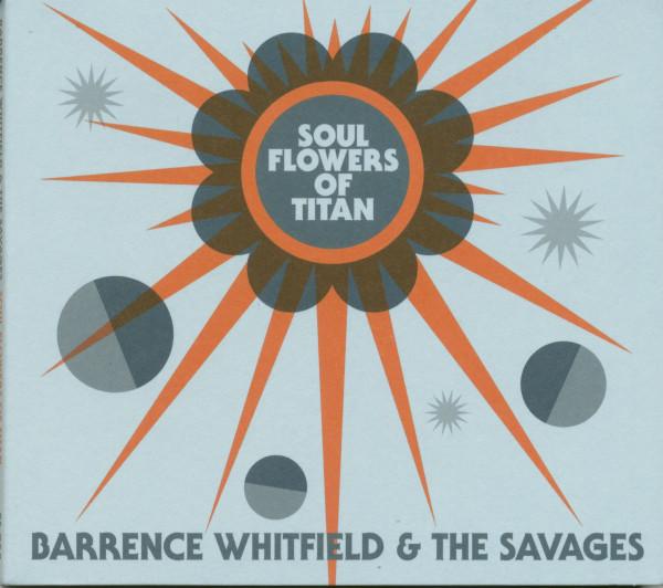 Soul Flowers Of Titan (CD)