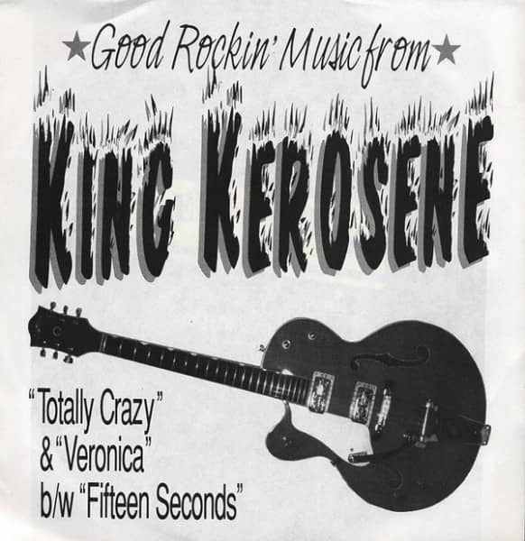 Good Rockin' Music 7inch, 45rpm