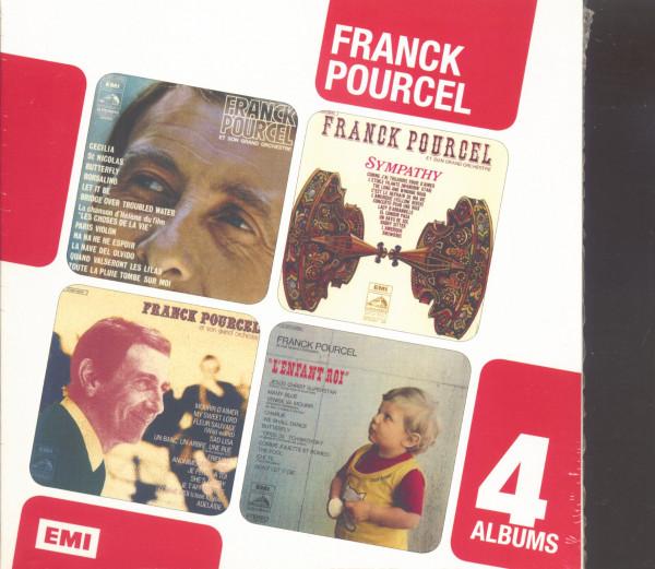 Franck Pourcel - 4 Albums (4-CD)