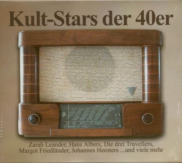 Kult-Stars Der 40er (3-CD)