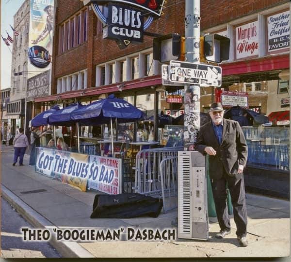Got The Blues So Bad (CD)