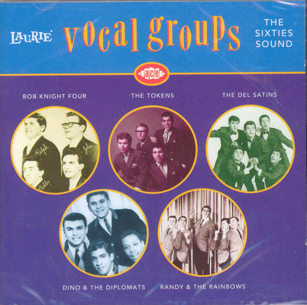 Vol.2, Laurie Vocal Groups - Sixties Sound