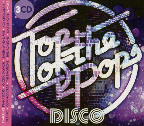 Top Of The Pops - Disco (3-CD)