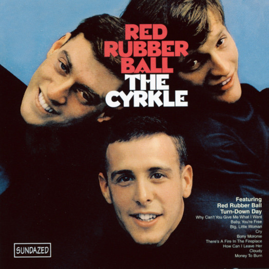 Red Rubber Ball (CD)