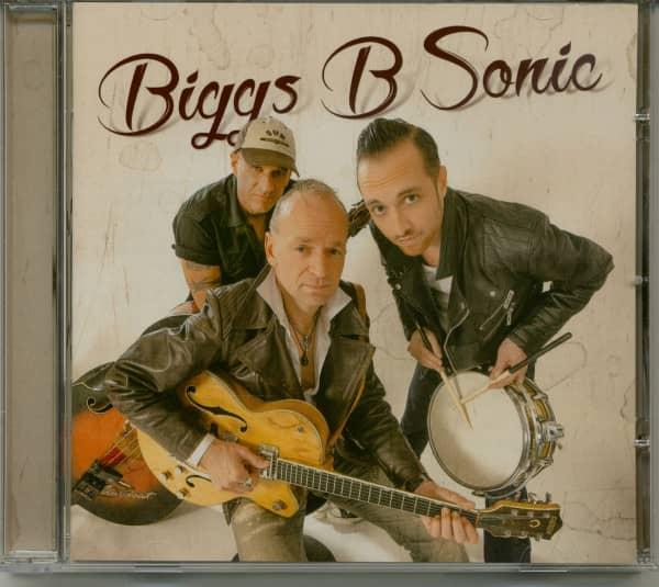 Biggs B Sonic (CD)