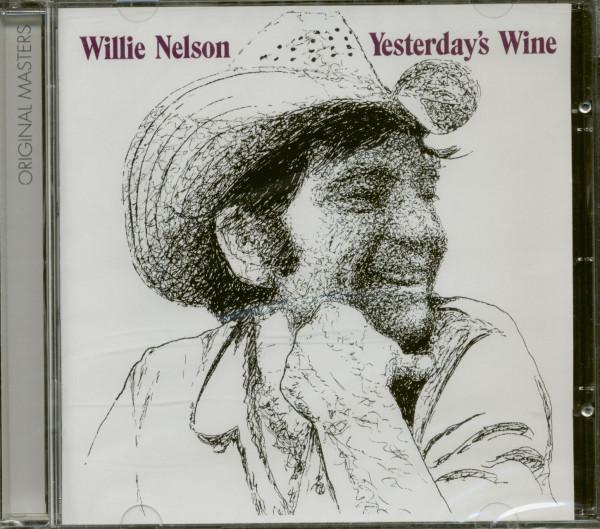 Yesterday's Wine (CD)