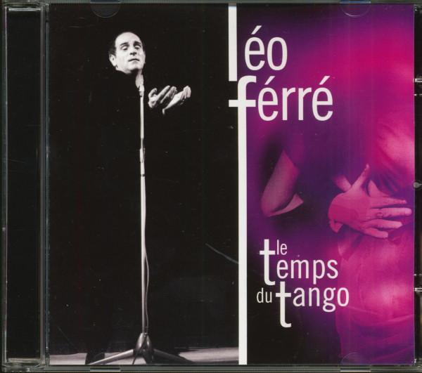 Le Temps Du Tango (CD)