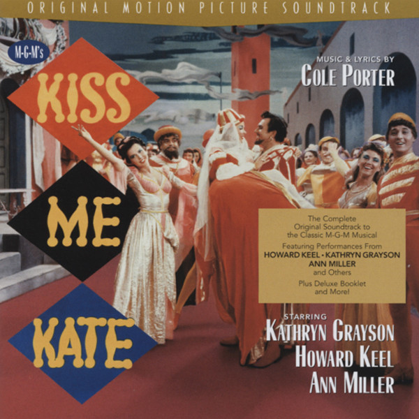 Kiss Me Kate (1953) - Original Soundtrack