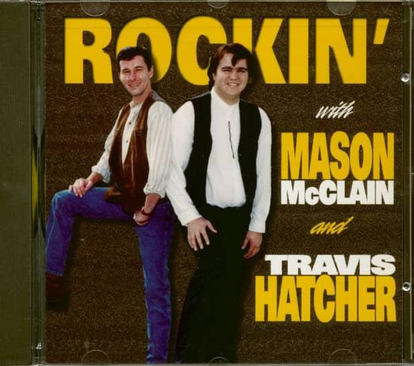 Rockin With Mason McClain And Travis Hatcher (CD)