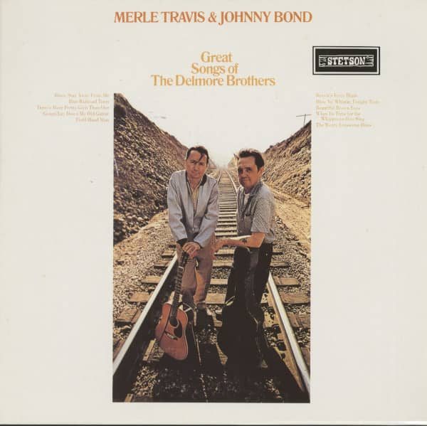Great Songs Of The Delmore Brothers (LP)