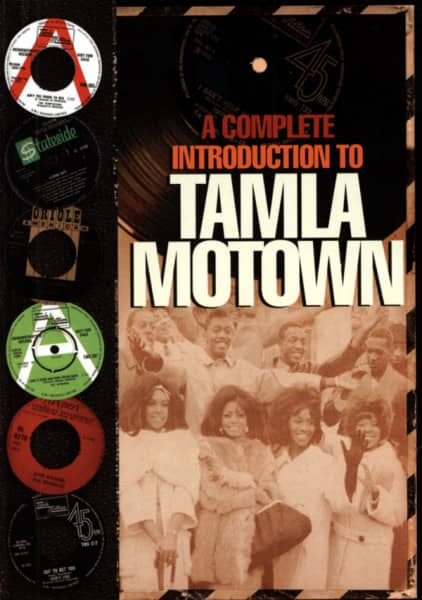 Tamla Motown - A Complete Introduction (4-CD)