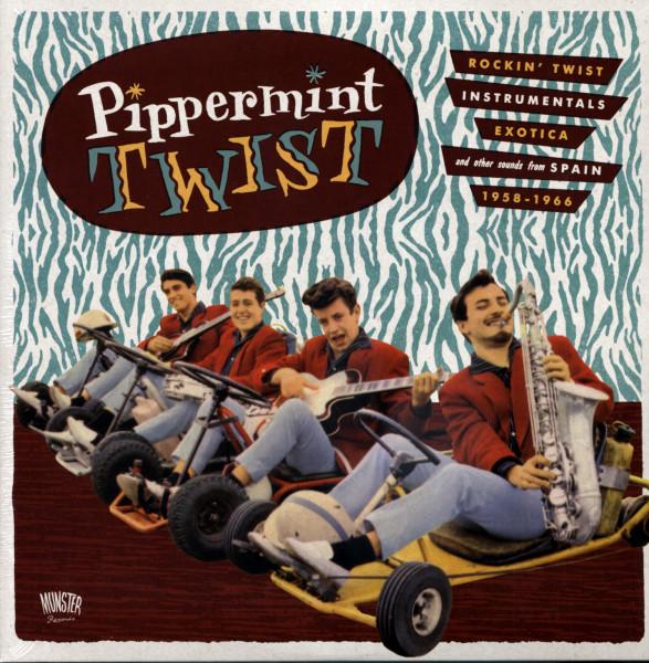 Pippermint Twist (2-LP) Gatefold - Klappcover