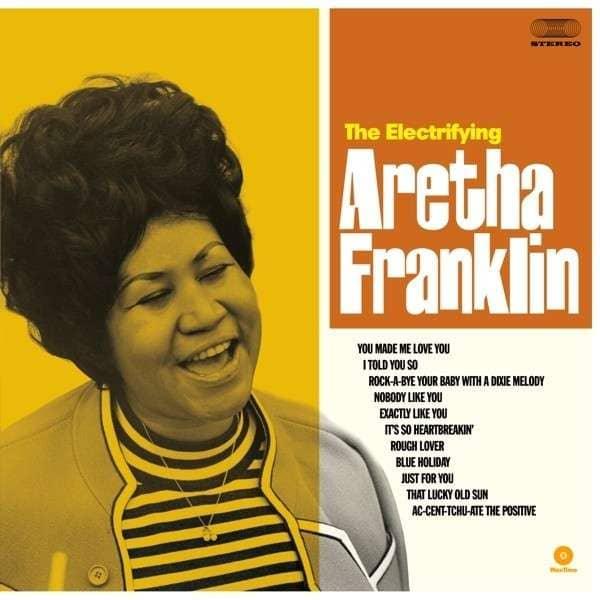 Electrifying Aretha (180g Vinyl - lmited edition)