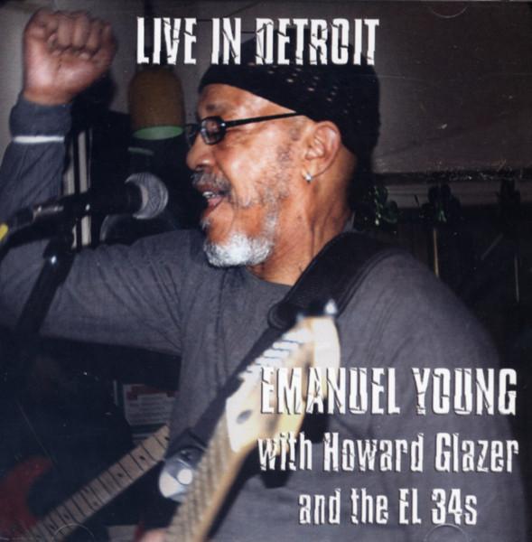 Live In Detroit
