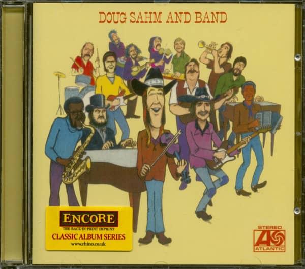 Doug Sahm And Band (CD)