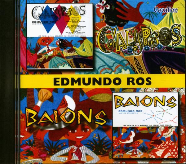 Album Of Calypsos - Ros Album Of Boleros And Baiäos (CD)
